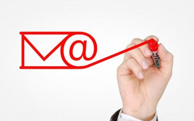 Automatic email signatures may create a binding contract.